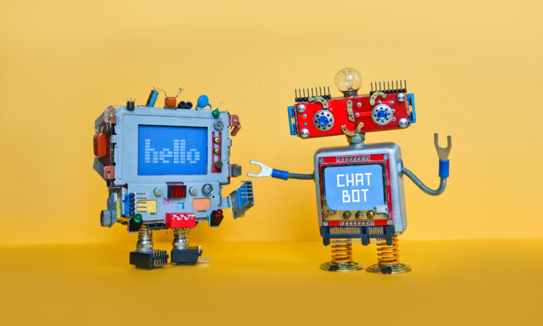 INTERVIEW WITH THE CHATBOT: O2BrainBot AND ITS FIRST MISSION